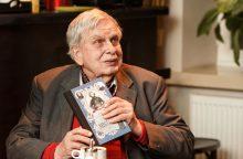 """T.  Venclova apie premjerinį spektaklį """"Marti"""": tai gali sukrėsti ir kitatautį"""