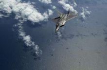 JAV ir Pietų Korėja per didžiules pratybas demonstruos karinę galią
