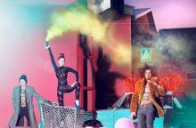 "M.A.M.A 2017 intriga: sugrįžta grupė ""Skamp"""