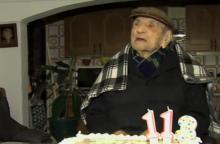 Ispanijoje gyvenantis vyras – seniausias Europoje