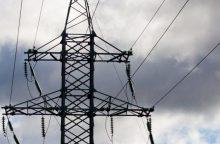 Kainų augimas: brangiausia elektra Baltijos šalyse – Lietuvoje
