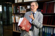 Profesorius L. Mažylis apie naują Lietuvos žinyną: tėvynę kuria žmonės