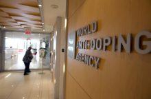 Gera žinia Rusijos sportui: WADA atšaukė šalies antidopingo agentūros suspendavimą