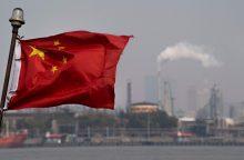 """Kinija paragino JAV ir Šiaurės Korėją būti kantrias ir parodyti """"gerą valią"""""""