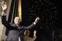 Kaip reagavo pasaulis į R. T. Erdogano pergalę rinkimuose?