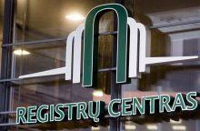 Registrų centras ieško aukščiausios grandies vadovų