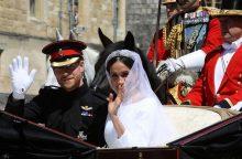 Karališkųjų vestuvių transliaciją stebėjo daugiau kaip 29 mln. amerikiečių