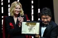 """""""Kino pavasaryje"""" bus rodomi Kanuose """"Auksine palmės šakele"""" apdovanoti filmai"""