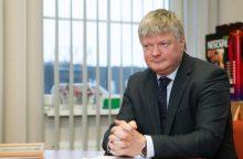 K. Navickas: vandentvarkos įmonės turi stambėti