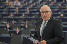 ES: Rumunija naikina teismų reformas