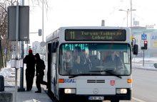 Prie kapinių autobuse susižalojo keleivė <span style=color:red;>(ieškomi įvykio liudininkai)</span>