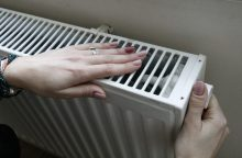 Dujų bendrovių ginčas Ukrainoje: šimtai tūkstančiai žmonių liko be šildymo