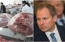 G. Surplys: signalai rodo, kad su lenkais dėl kiaulienos prekybos susitarti pavyks