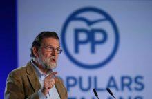 Ispanijos valdančioji partija nuteista stambioje korupcijos byloje