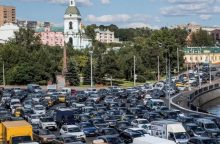 Nedarbo lygis Rusijoje krito žemiausiai per trejus metus