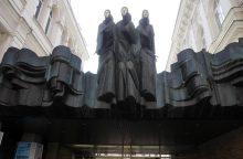 Rekonstrukcijai pasirengęs Nacionalinis dramos teatras 79 sezoną pradės Anykščiuose
