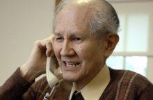 Mirė Nobelio premijos laureatas, išgyvenęs atominės bombos sprogimą