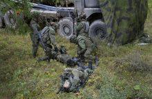 Švedijoje per kariuomenės pratybas žuvo karys
