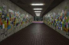 """Marijampoliečiai garsėja kūrybiškumu: sukūrė miesto """"veidasienę"""""""