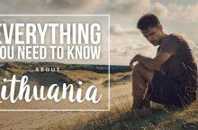Lietuvis sukūrė filmuką užsieniečiams: įspūdingame klipe – visa tiesa apie Lietuvą