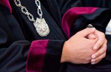 Teisėjų taryba pritarė girto vairavusio teisėjo atleidimui