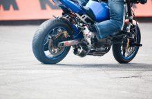 Greičiausias Lietuvos motociklininkas pataria, kaip išvengti nelaimių kelyje