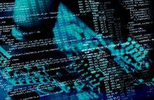 Ekspertai: vykdoma dar viena didelio masto kibernetinė ataka
