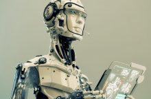 Prognozė: po 15 metų robotai bus įprasti kaip mobilieji telefonai