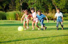 Psichologas: itin gerai organizuota vasara – visų vaikų siaubas