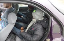 Migrantus vežusiems bulgarams gresia 6 metai kalėjimo
