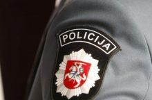 Buvusio Panevėžio apskrities policijos viršininko pavaduotojui – teismo antausis