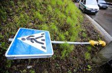 Savaitgalį keliuose žuvo du žmonės, virš 40 – sužeista