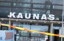 Kauno oro uoste – sprogmens išminavimo pratybos
