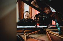 A. Mikalkėnas atidaro džiazo akademiją