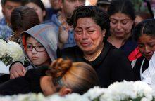 Meksikoje naftotiekio sprogimo aukų skaičius jau siekia 85