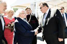 Airijos prezidentas tapo VDU garbės daktaru <span style=color:red;>(atnaujinta)</span>