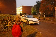 Surastas apie užminuotą H. Zudermano mokyklą pranešęs paauglys