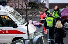 Tvarte rasta sužalota moteris mirė pakeliui į ligoninę