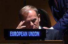 Europos Taryba: prekybos sutartis su Kanada gali būti paskutinė