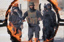 Represijas vykdę Sirijos pareigūnai sulaukė ES sankcijų