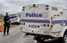 Policijai įkliuvo per Australiją važiavęs 12-metis