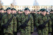 Vilniuje – susitarimas dėl kariuomenės brigados priskyrimo Vokietijos daliniui