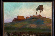 M.K.Čiurlionio dailės muziejuje – priešaušrio dailės lobiai