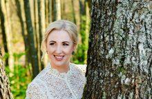 Miškininkė B. Golubovska: man miškas – kaip mažas vaikas