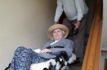 Pakaunėje vis daugiau būstų pritaikomi neįgaliesiems
