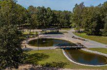 Po atnaujinimo atidaromas Kauno Dainavos parkas