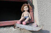 Dėl patėvio bauginimų trys vaikai pateko į globos namus