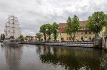 Per Klaipėdą tekančios Danės pavadinimą svarstys komisija