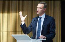 G. Landsbergis: svarbiausia – pokyčiai šalyje