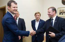 Finišo tiesioji: Socialdemokratai apsispręs dėl buvimo koalicijoje